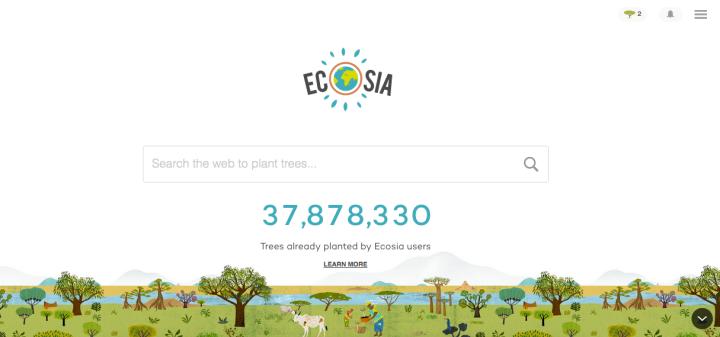 Pixee Pea - Ecosia