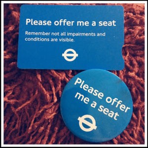 TFL Please Offer Me A Seat