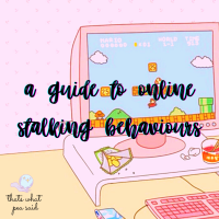 A Guide To Online Stalking Behaviours